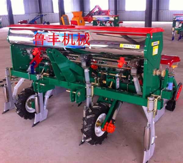 本溪全自动玉米精播机   大型玉米播种机参数