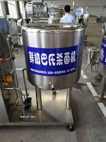 牛奶生产流水线巴氏奶杀菌设备巴氏奶设备厂家