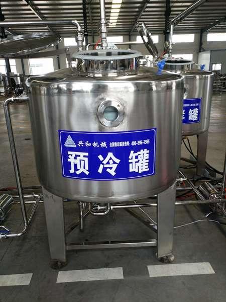巴氏奶加工设备巴氏奶生产线牛奶加工机械