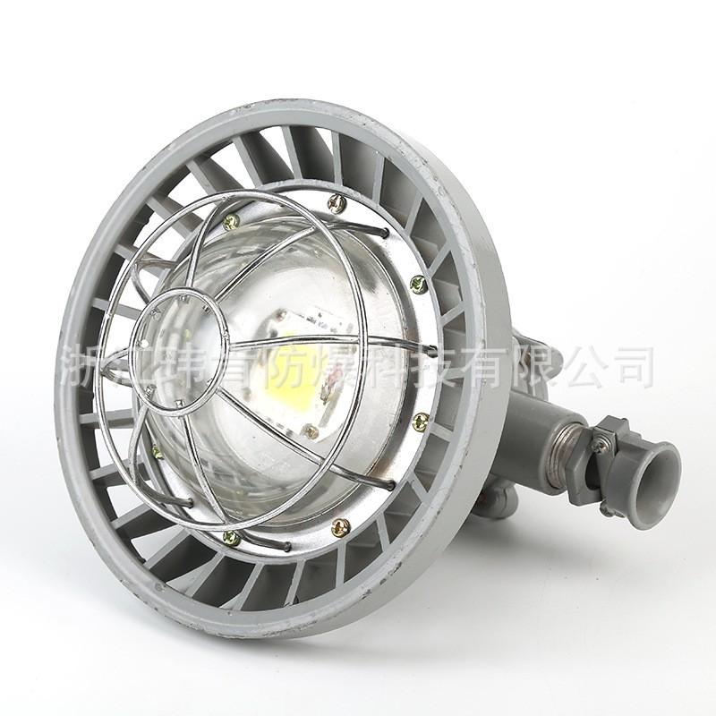 玮肯防爆DGS24/127L矿用隔爆型LED巷道灯