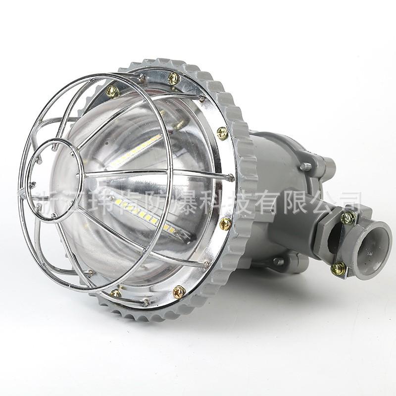 煤矿专用DGS18/127L矿用隔爆型LED巷道灯