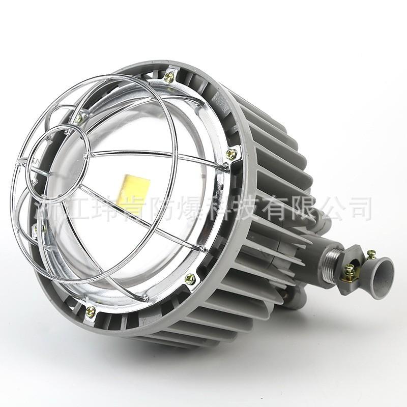 浙江玮肯DGS50/127L矿用隔爆型LED巷道灯