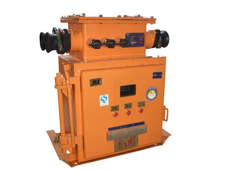 浙江玮肯QJZ-200/1140矿用隔爆型真空电磁起动器