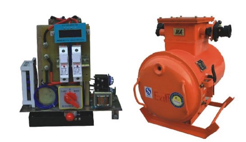 浙江玮肯ZBZ-2.5M/1140矿用隔爆型照明信号综合保护装置