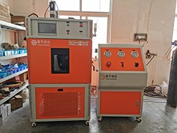 原厂供应瓶阀高低温疲劳循环试验机