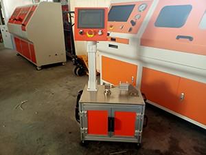 气瓶气密性试验台 20mpa压力容器密封泄漏试验机