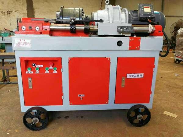 气动滚丝机气动车丝机 自动套丝机液压滚丝机