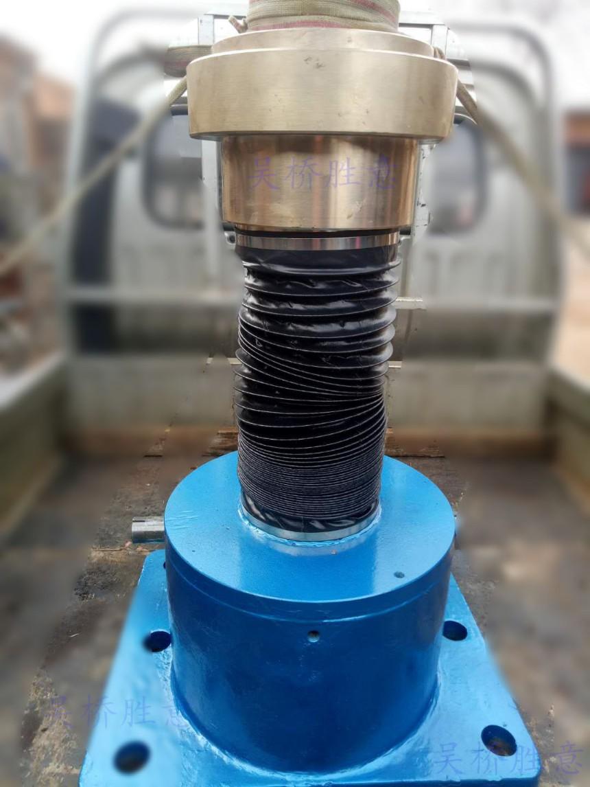 圆弧齿蜗轮蜗杆减速机丝杆升降机