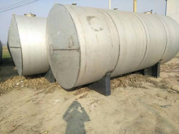 供应不锈钢储罐 10立方储油罐 储水罐 搅拌罐 储罐