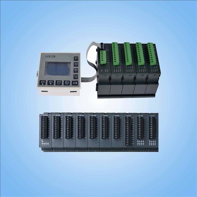 矿用可编程控制器 矿用本安PLC 万维防爆PLC