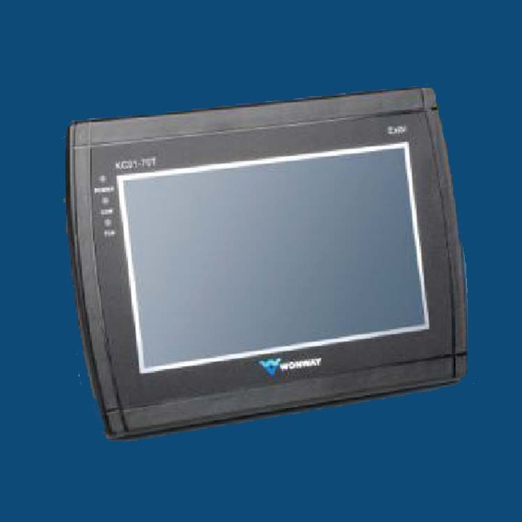 万维本安触摸屏 矿用防爆触摸屏 本安人机界面