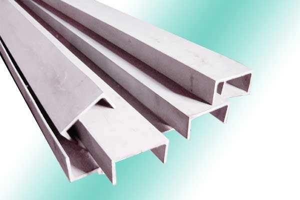 不锈钢槽钢304310S槽钢扁钢