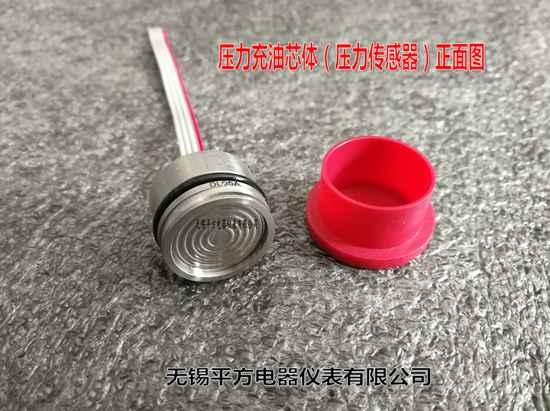 扩散硅充油芯体、扩散硅压力传感器、压力变送器配件、膜片传感器