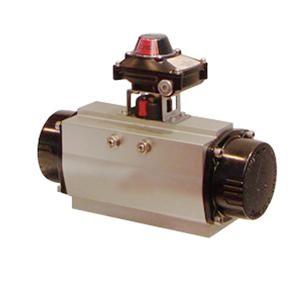 二位ALS210N/ALS-200M2 限位开关盒IP67 阀位指示