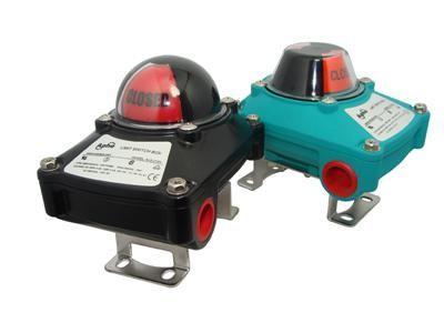APL-210N气动信号反馈 机械式 2*SPDT 防护IP67