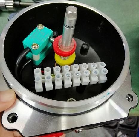 ALS-400QA磁感二线接近式电缆接口M20*1.5