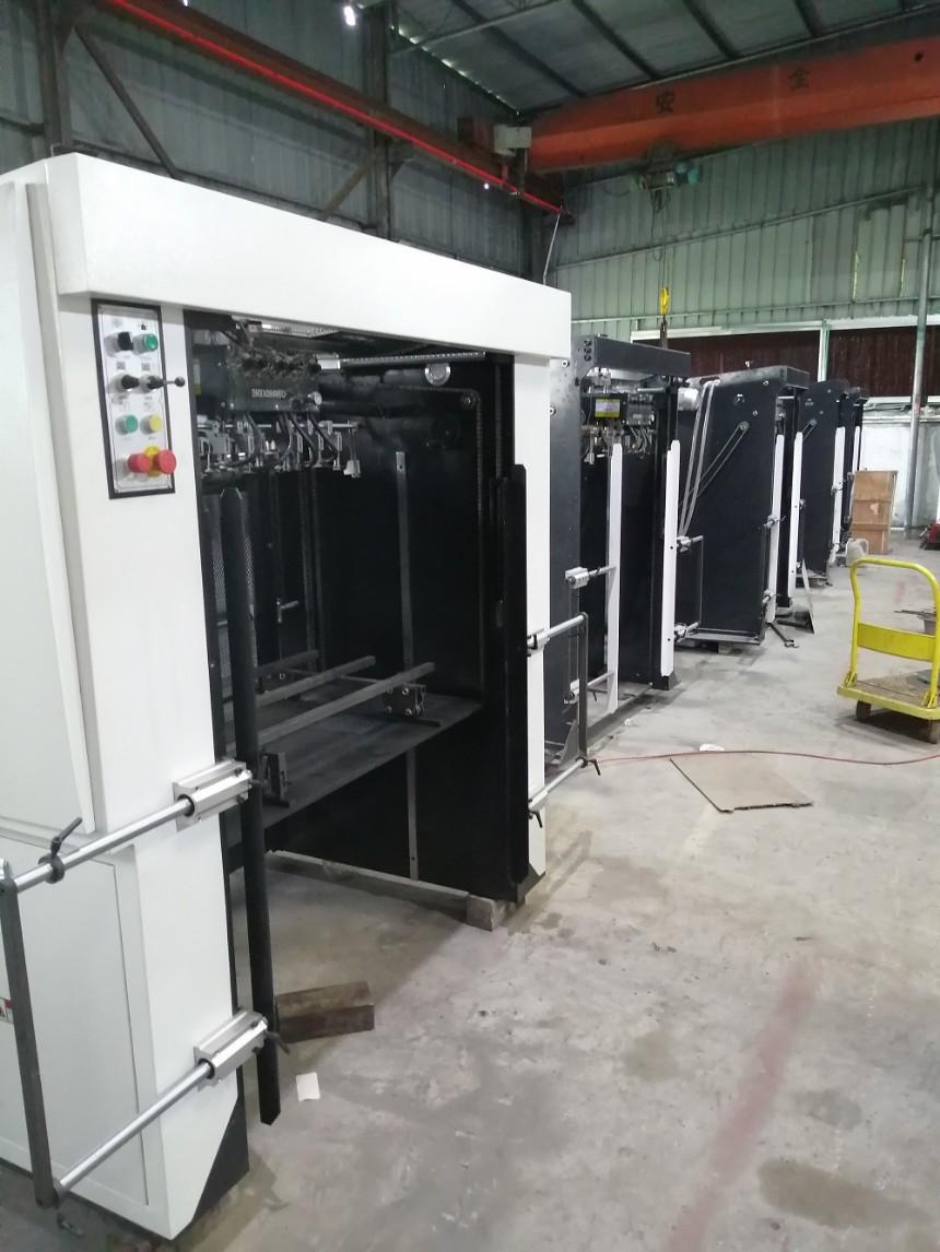 30-50万全自动烫金机的生厂厂家,价格便宜,操作简单,功能齐全!