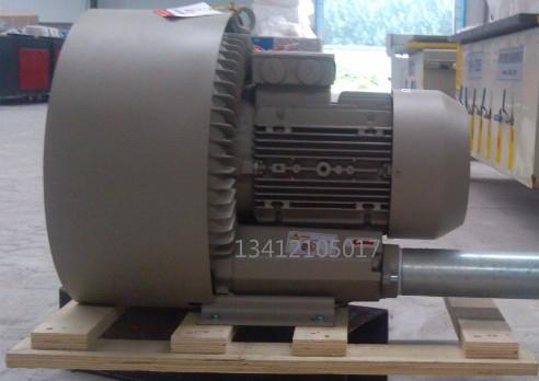 供应木工机械设备专用7.5kw高压鼓风机,双段高压风机