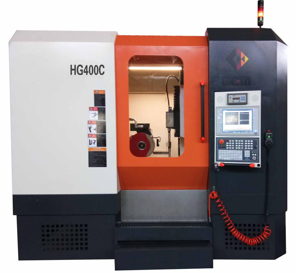 西安贝吉姆HG400C数控蜗杆砂轮磨齿机