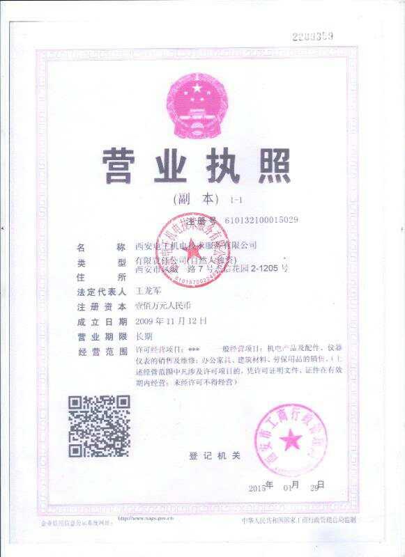 西安电王机电技术服务有限公司