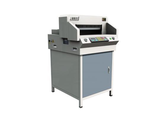 上海香宝XB-490EP精密数控电动切纸机
