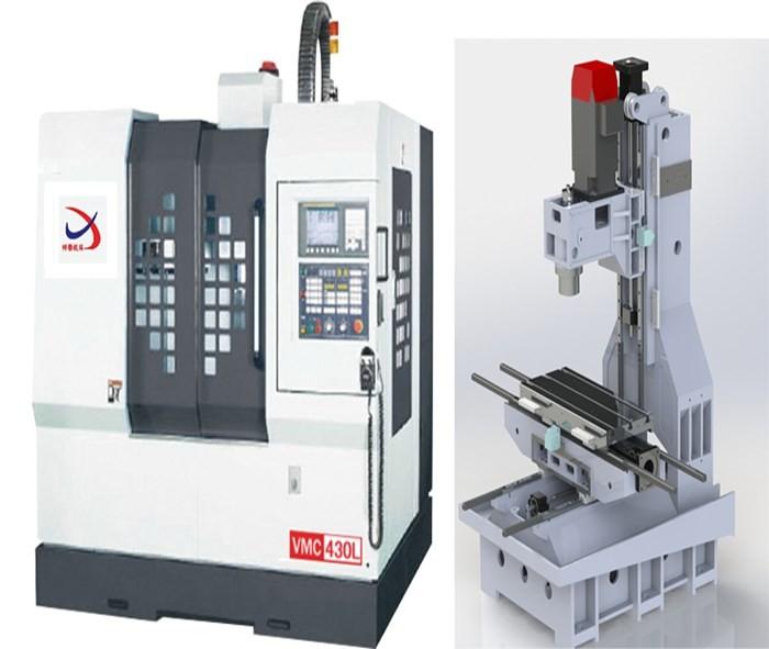 山东厂家直销vmc430数控加工中心产品简介与用途: