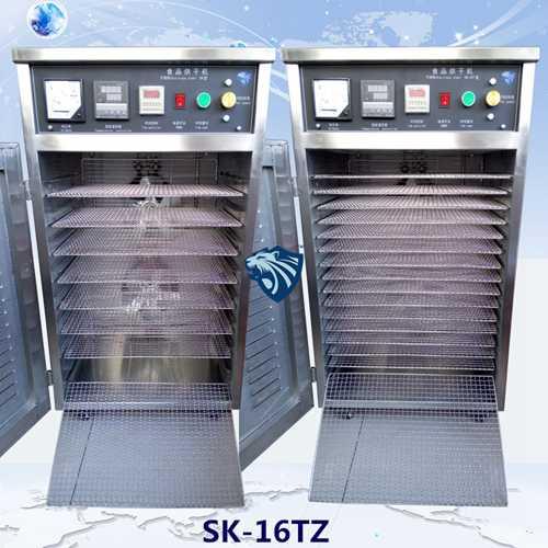 通用型农产品五谷杂粮水产品药材水果蔬菜食品烘干机热风烘箱