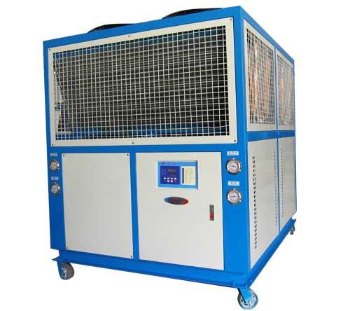 日欧风冷式低温冷水机注塑机专用冷水机