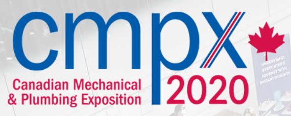 2020年加拿大多伦多国际空调制冷展览会  CMPX2020两年一届