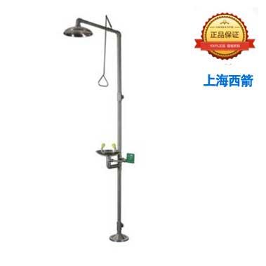 BTF11标准复合式冲淋洗眼器