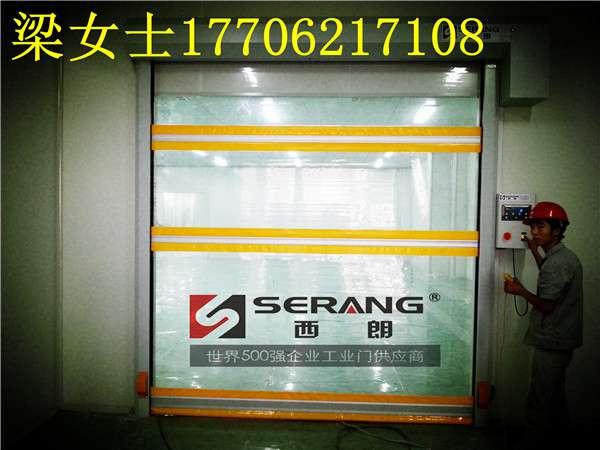 上海自动复位快速门销售