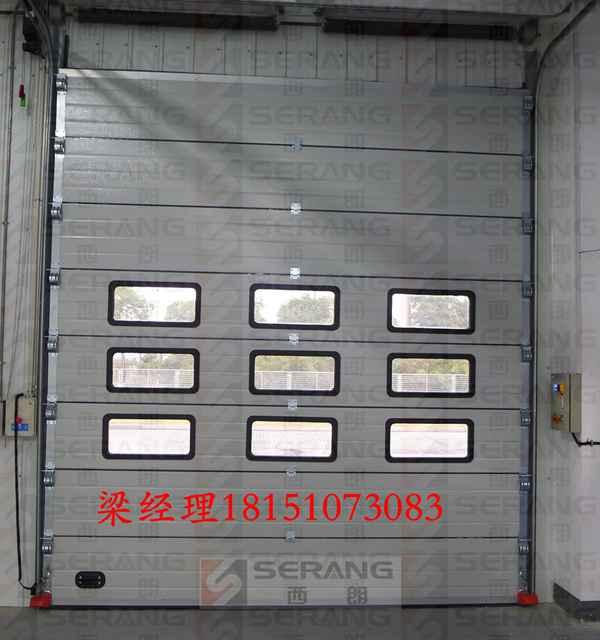 无锡出货口分节式提升门规格