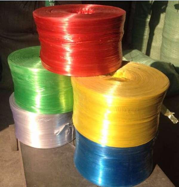 南通热销 全新料塑料绳子25 kg撕裂带 塑料捆扎绳 pp绳 厂家批发