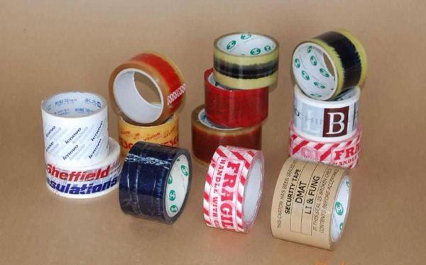 南通厂家定制印刷胶带 彩色胶带 印字胶带 牛皮纸胶带印刷