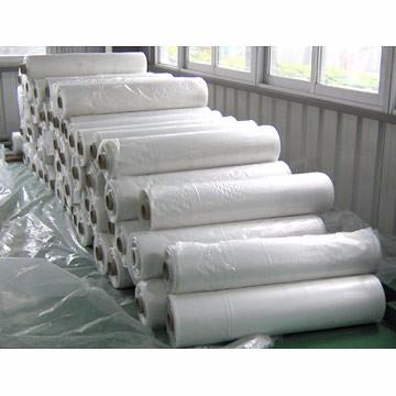 南通PE缠绕拉伸膜包装膜机用打包缠绕膜宽打包膜15KG/卷