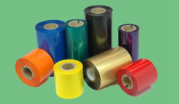 定做碳带 树脂基碳带 蜡基碳带 铜版纸标签 条码打印机碳带 色带