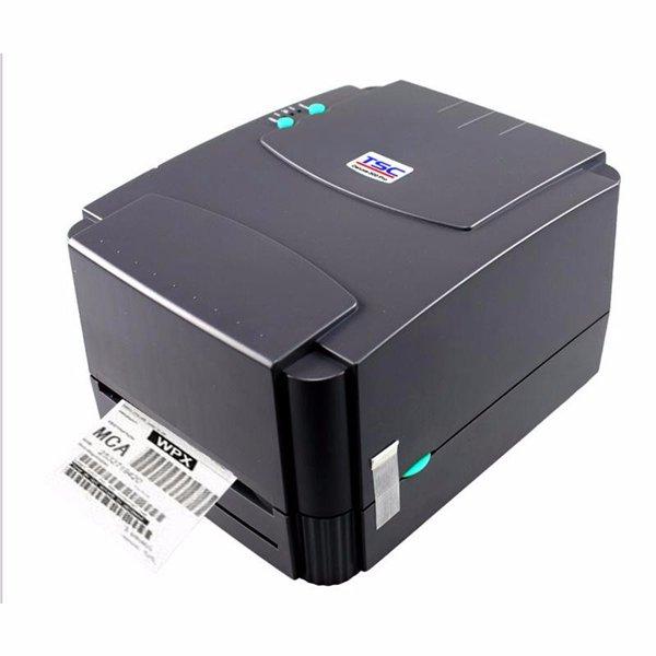 TSC条码打印机 tsc ttp-342e pro 标签打印机 300dpi不干