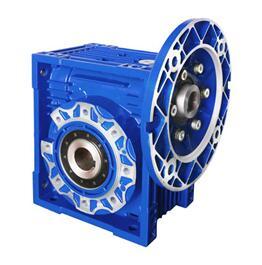 厂家现货供应杰牌NMRV方形铝壳蜗轮蜗杆减速机