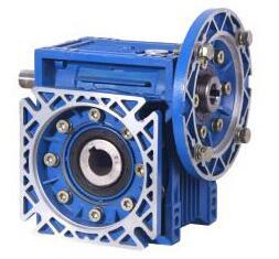 厂家现货供应杰牌NMRV-F方形铝壳蜗轮蜗杆减速机