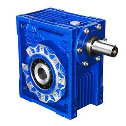 厂家现货供应杰牌NRV方形铝壳蜗轮蜗杆减速机