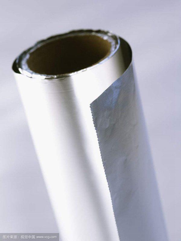 济南鑫海铝业现货直销 防潮香烟箔防水食品箔8011