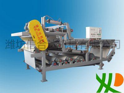 带式压滤机脱水设备