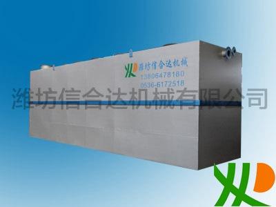 江苏地埋式污水处理设备优势