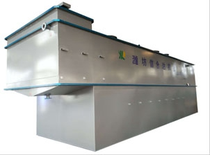 浙江一体化污水处理设备工艺