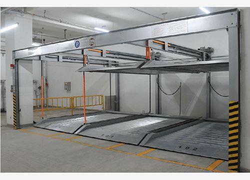 千晶机械停车租赁,专业立体停车设备租赁经验丰富