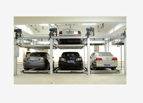 机械立体停车租赁质量可靠|千晶机械停车设备租赁服务更完善