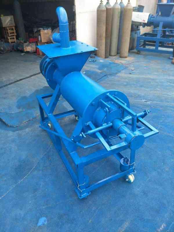 st200型螺旋挤压式固液分离机