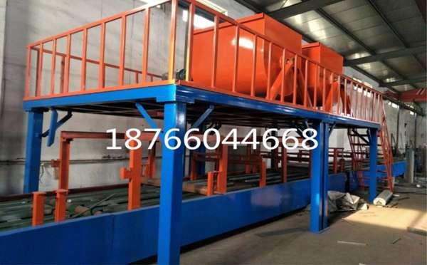 XD水泥机 防火匀质板设备 匀质板设备价格