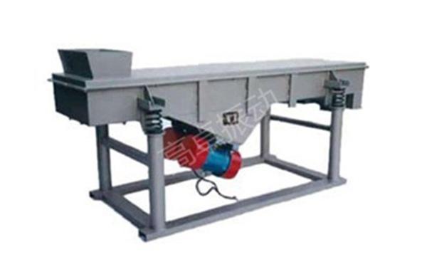 专业生产直线振动筛小型直线筛塑料颗粒筛选机