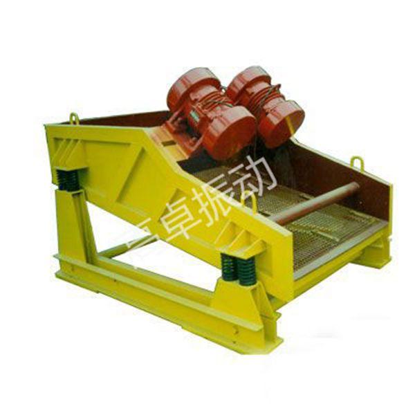 新乡振动筛厂家供应大型高效泥浆用矿用振动筛